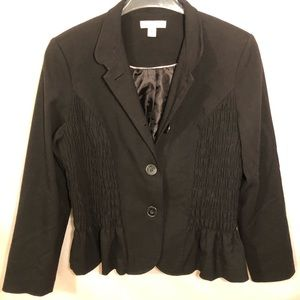 Coldwater Creek Black Jacket - Size 14